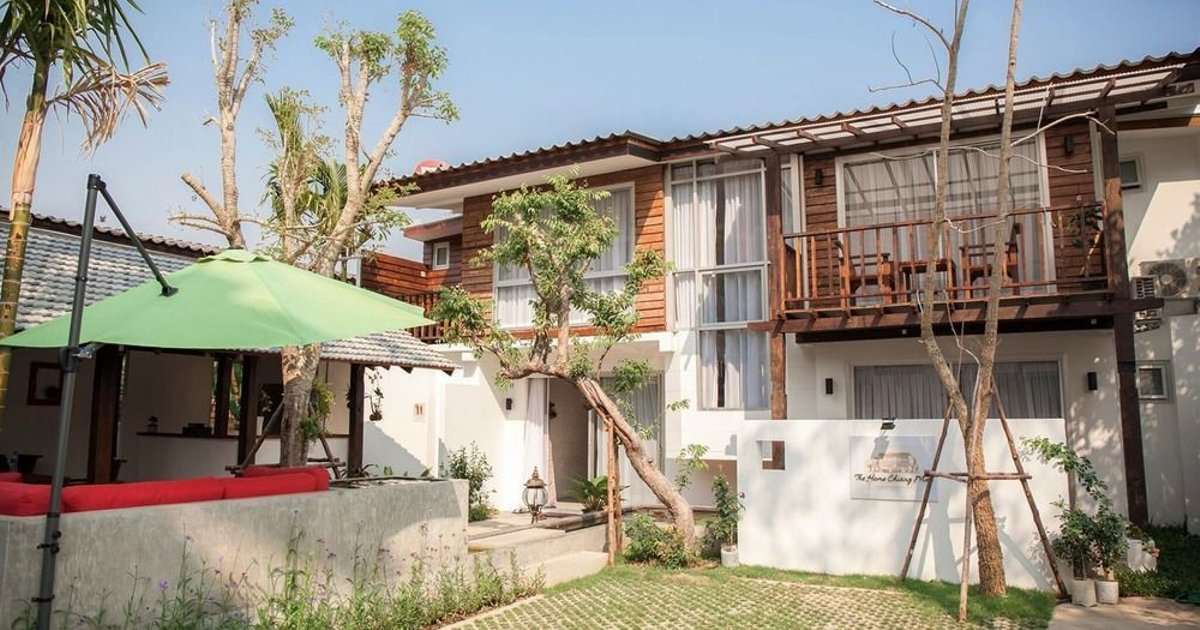 The Home Chiangmai Luxury Guesthouse