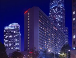 Top-10 hotels in the center of Charlotte