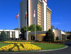 Top-3 hotels in the center of North Bethesda
