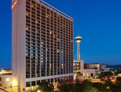 San Antonio hotels with restaurants