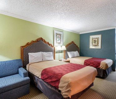 Econo Lodge Conroe The Woodlands