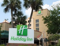 Top-3 hotels in the center of Gainesville