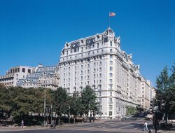 Top-10 hotels in the center of Washington