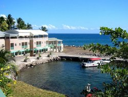 Saint Kitts and Nevis hotels with sea view