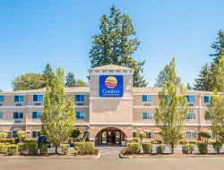 Top-6 hotels in the center of Bothell