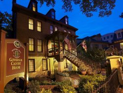 Top-10 hotels in the center of Annapolis
