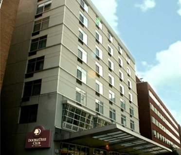 DoubleTree Club by Hilton Buffalo Downtown