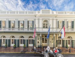 The most popular New Orleans hotels