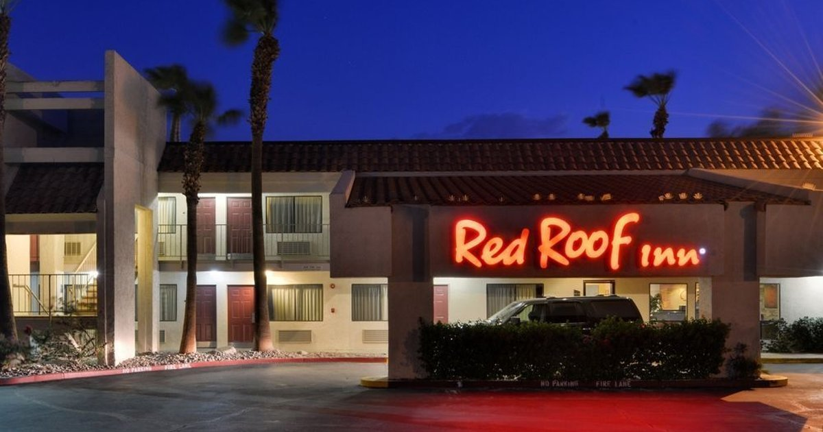 Red Roof Inn Palm Springs Thousand Palms