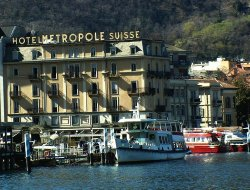 Top-10 hotels in the center of Como