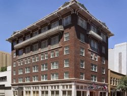 Top-10 hotels in the center of Fort Worth