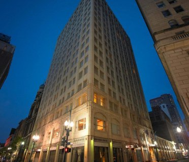 Renaissance New Orleans Pere Marquette French Quarter Area Hotel