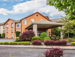 Corvallis hotels with swimming pool