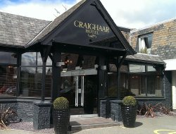 Top-7 hotels in the center of Dyce