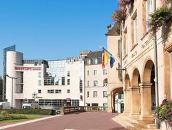 Pets-friendly hotels in Thionville