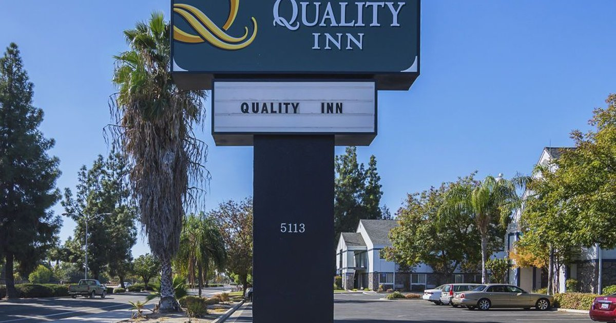 Quality Inn Fresno Airport