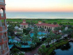 Palm Coast hotels with restaurants