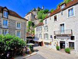 Rocamadour hotels with swimming pool