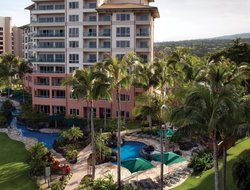 Kaanapali hotels with sea view