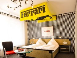 Top-9 hotels in the center of Fuerth