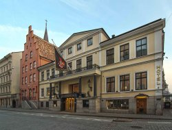 Top-10 hotels in the center of Malmoe