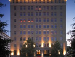 Top-10 hotels in the center of Atlanta