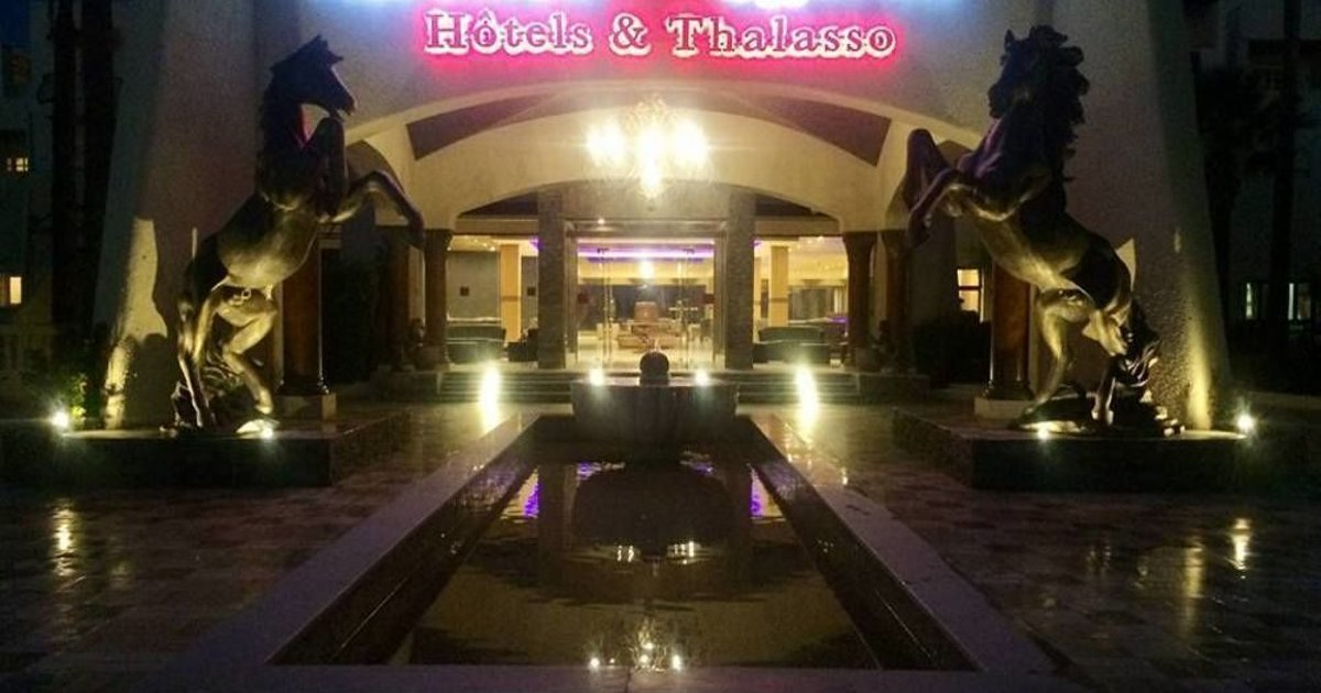 Alassio Hotel and Thalasso