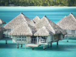 French Polynesia hotels with sea view