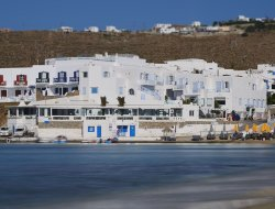 Pets-friendly hotels in Platys Gialos