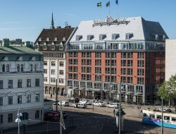 Top-10 hotels in the center of Gothenburg