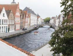 Top-10 romantic Belgium hotels