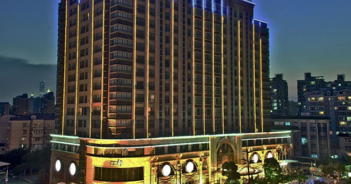 Yalong International Hotel Shanghai