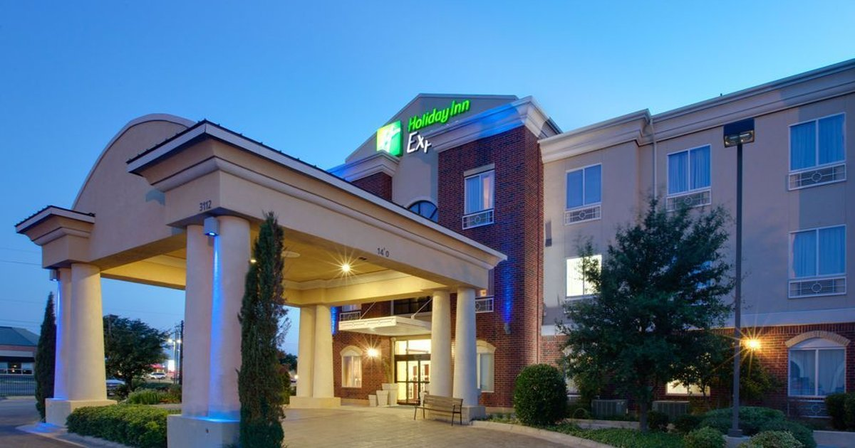 Holiday Inn Express Hotel & Suites Abilene Mall South