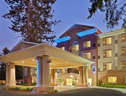 Top-6 hotels in the center of Lacey