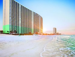 Panama City Beach hotels with sea view