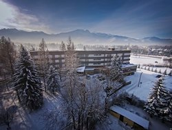 Top-10 hotels in the center of Zakopane