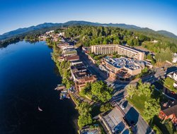 Top-6 romantic Lake Placid hotels