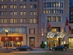 Top-9 of luxury Boston hotels