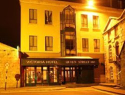 Top-10 hotels in the center of Galway