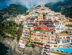 Top-10 hotels in the center of Positano