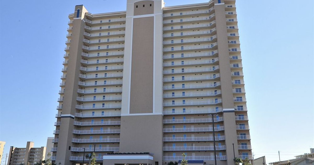 Crystal Towers by Wyndham Vacation Rentals
