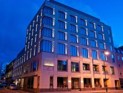 Belfast hotels with restaurants