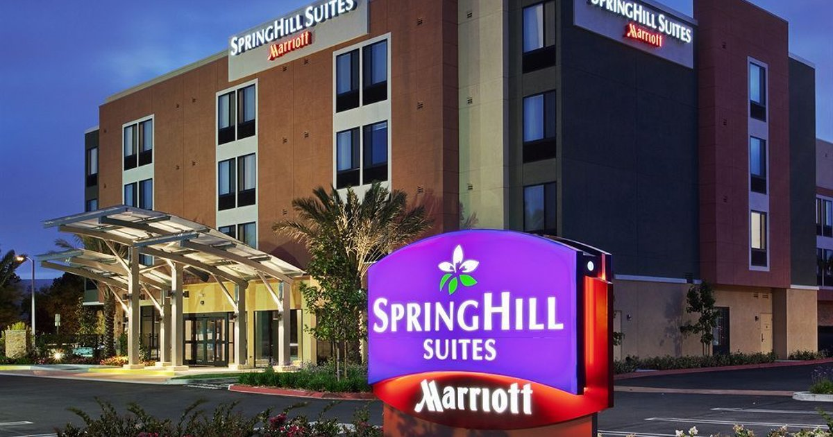 SpringHill Suites Irvine John Wayne Airport / Orange County