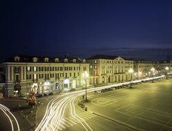 Top-8 hotels in the center of Cuneo