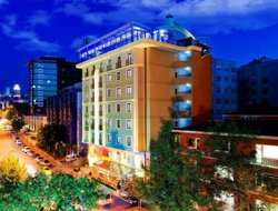 Top-8 hotels in the center of Kavaklidere