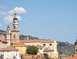 Menton hotels with swimming pool