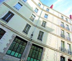 Nantes: CityBreak no Park & Suites Elegance Nantes Carre Bouffay desde 46.69€
