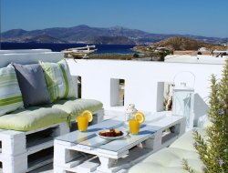 Top-9 hotels in the center of Agia Anna