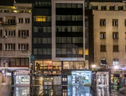 Top-10 hotels in the center of Belgrade
