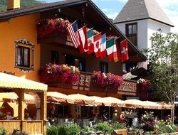 Top-4 hotels in the center of Vail